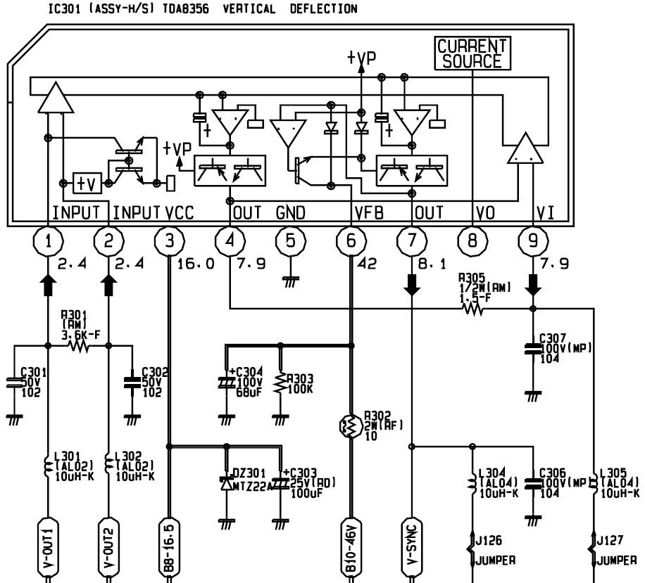 Схема V