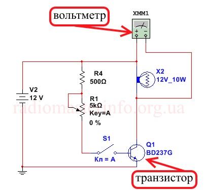 Схема Тнv