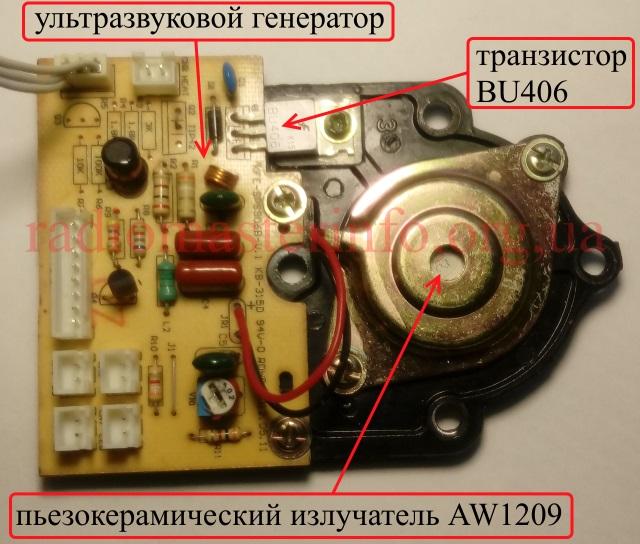 Генератор 640нv